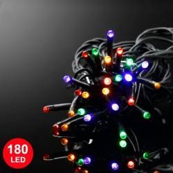 Guirlande 180 LED multicolore