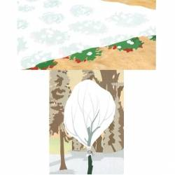 Voile hivernage 2x10m