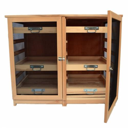 garde manger l gumier fruitier grand mod le double porte masy 255. Black Bedroom Furniture Sets. Home Design Ideas