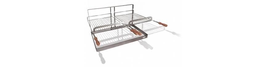 Grille pour barbecue outils et - Grille pour cheminee barbecue ...