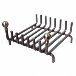 grille porte b ches pour chemin e outils et. Black Bedroom Furniture Sets. Home Design Ideas